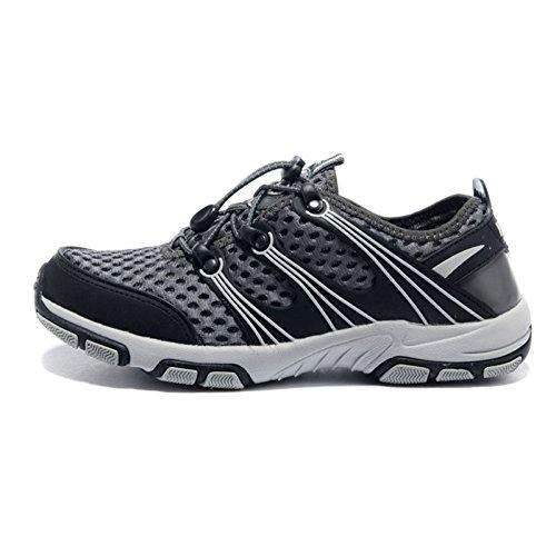 e5d282417b1dc Chaussures Hommes Randonnée Chaussures De Marche Casual Mesh Respirant  Pyjamas Résistant à l usure Chaussures De Montagne pour Hommes Voyager  Daily Use ...
