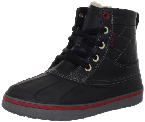 Crocs Boys' AllCast Duck Boot - stylishcombatboots.com