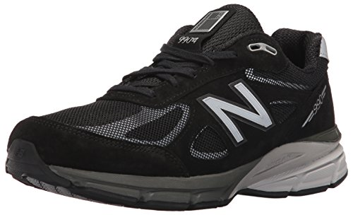 New Balance Men M990V4 Running Shoe Black