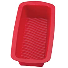 HIC Essentials Silicone Loaf Pan
