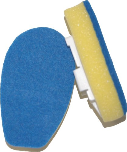 Dawn 437919 Refill Poly Dishwand with Scrubber, 2 count