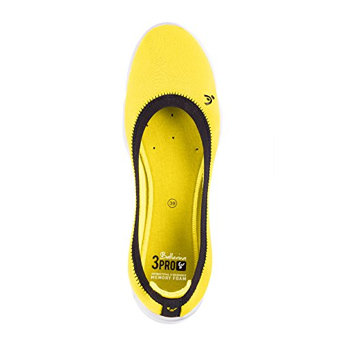Indoor Y 3pro Scarpe Giallo yellow Sportive Donna Ballerina Freddy TvqU74zZ