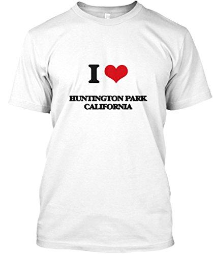 I Love Huntington Park California - M -