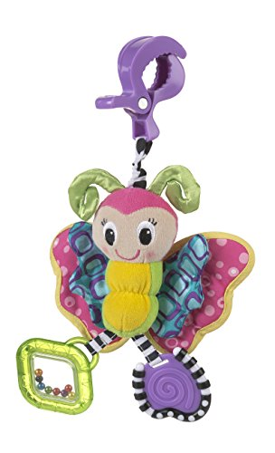 Playgro Dingly Dangly Blossom the Butterfly for Baby (Stroller Toy Blossom)