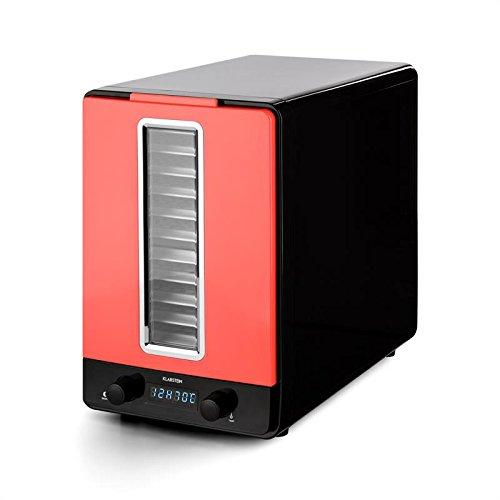 Klarstein Fruitcube Máquina deshidratadora • Desecadora • Secadora ...