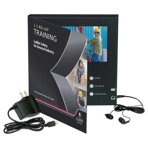 Ladder Safety for General Industry Video Training Book from J. J. Keller by J. J. Keller & Associates, Inc. (Image #3)