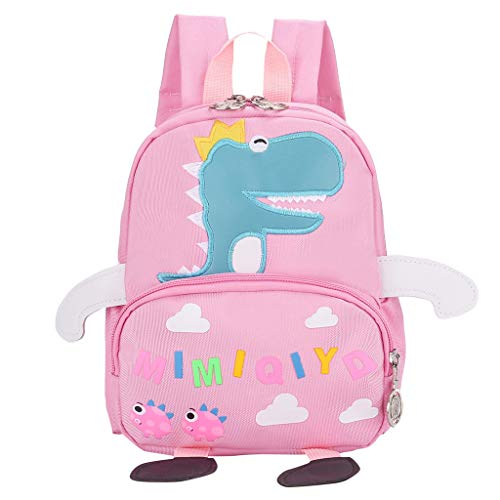 Womola Fashion School Bag Cartoon Backpack Boys And Girls Cute Mini Backpack for School Casual Kids Vintage Travel Bag
