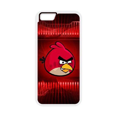 Angry 011 coque iPhone 6 Plus 5.5 Inch cellulaire cas coque de téléphone cas blanche couverture de téléphone portable EEEXLKNBC26882