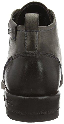 bugattiD19898 - botas Hombre Gris - gris (d'gris 145)