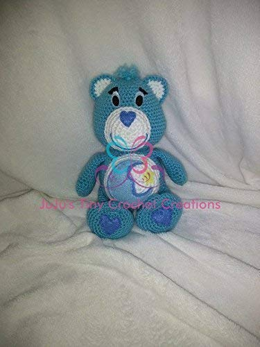 Kids toys Crochet Teddy Bear stuffed animal |Made to order ... | 500x375