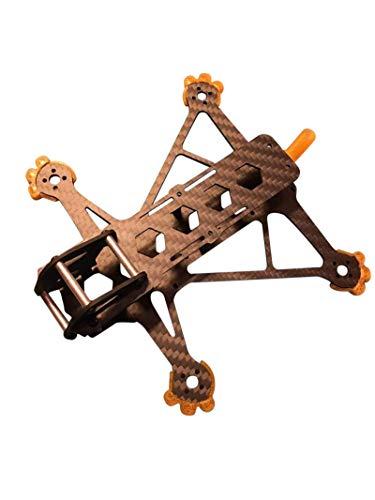 Usmile Dragon Frog 3 Inch 139mm Cinewhoop Whoop Frame Kit for DJI Caddx Vista Digital hd System RC Drone FPV Racing…