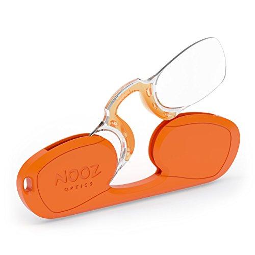 Astine NoozOcchiali Senza Lettura A Arancione Portata Da Colori Diottrie Di 6 5 Mano Rettangolare Misti Sempre BWECrdxoQe