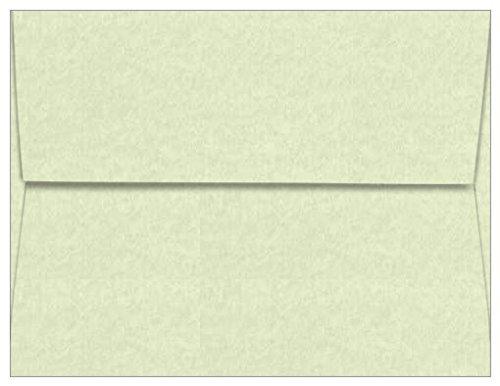 A2 Astroparche Celadon Envelopes - Straight Flap, 60T, 1000 Pack