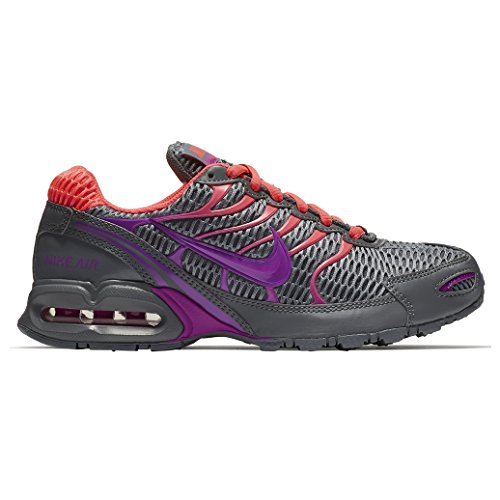 Nike Women's Air Max Torch 4 Running Shoes (7 B(M), Cool Grey/Hyper Violet/Hyper Punch)