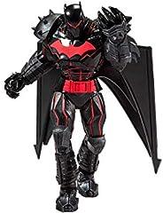 Boneco Articulado Dc Comics Batman Hellbat - Fun Divirta-se
