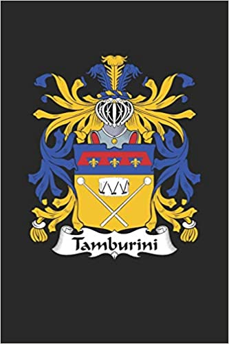 Arms and Family Crest Notebook Journal