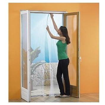 Moustiquaire Pour Porte Fenêtre Amazonfr Bricolage - Moustiquaire pour porte fenetre