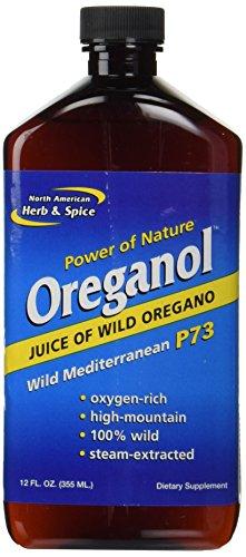 North American Herb and Spice, Juice of Oregano, 12 - Juice Spice