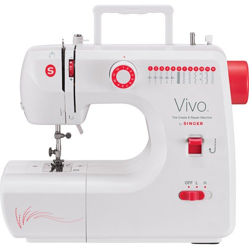 (The Vivo 23-Stitch Create & Repair Sewing Machine by Singer, 1004)