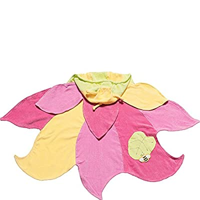 Kidorable Lotus Infant Towel, Yellow from Kidorable - Baby