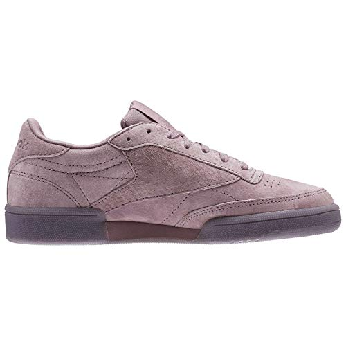 Reebok Womens Club C 85 Lace Smoky Orchid/White Running, Cross Training Shoes Size 6.5 New