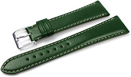ロコッテ・Rocotte カーフ 17mm グリーン(40) 時計 ベルト バンド [腕時計][クロノワールド chronoworld][簡単キット付]