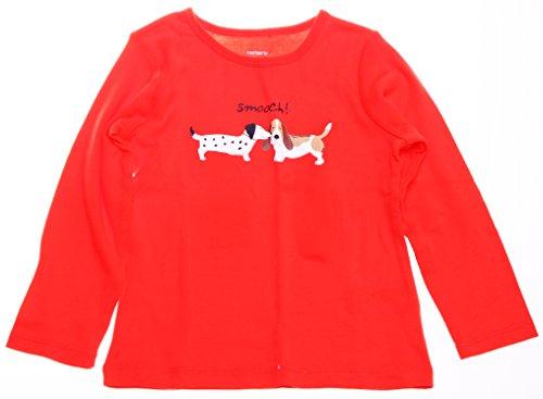 Carter's Dogs Smooching LS Orange (3m)