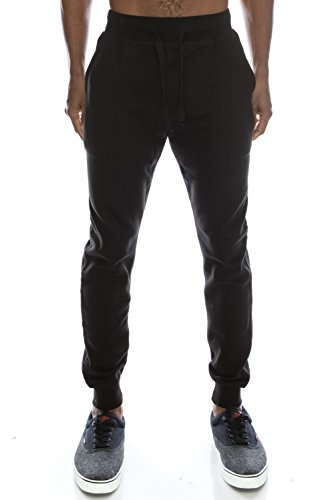 Mens Hipster Drawstring Jogger Sweatpants