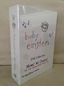 BABY EINSTEIN DVD COLLECTION (26 disc Disney Baby Einstein DVD Box Collection)