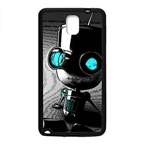 Cute Seated robot Cell Phone Case for Samsung Galaxy Note3