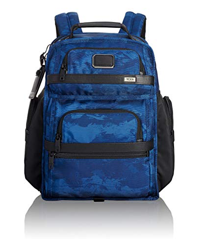 Tumi Men's Alpha T-Pass Brief Backpack , Navy, One Size