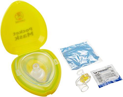 Laerdal Pocket Mask (Laerdal Medical Corporation Pocket Mask CPR Barrier Device)