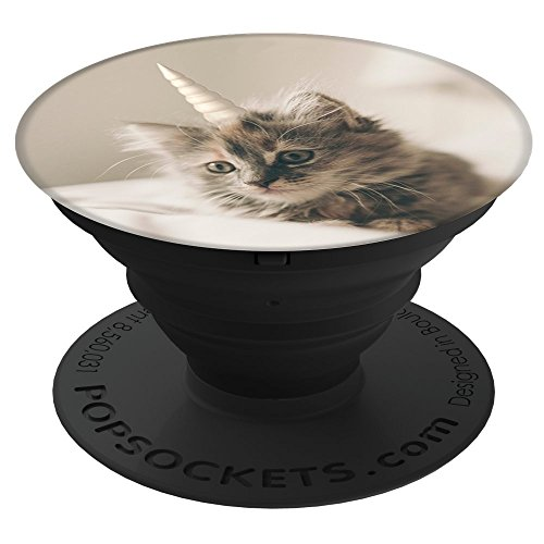 PopSockets: Collapsible Grip & Stand for Phones and Tablets - Unicat