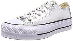 Sneakers Woman CONVERSE CHUCK TAYLOR CTAS LIFT OX CANVAS 560248C