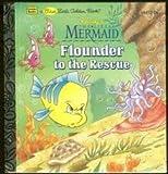 The Little Mermaid, Golden Books Staff, 0307302040
