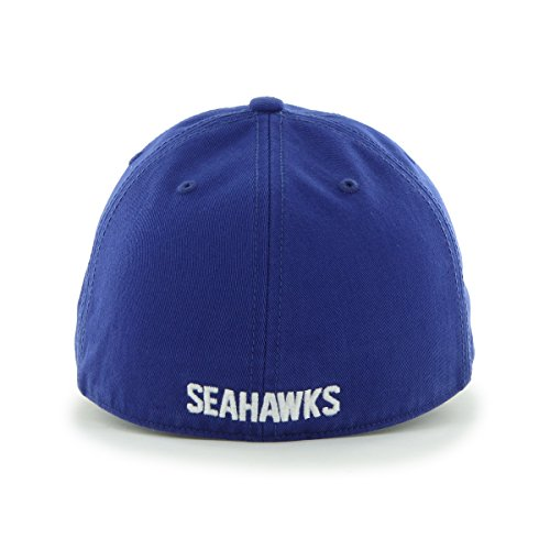 Amazon.com    47 NFL Seattle Seahawks Brand Franchise Fitted Hat   Sports    Outdoors 84e332ca839d