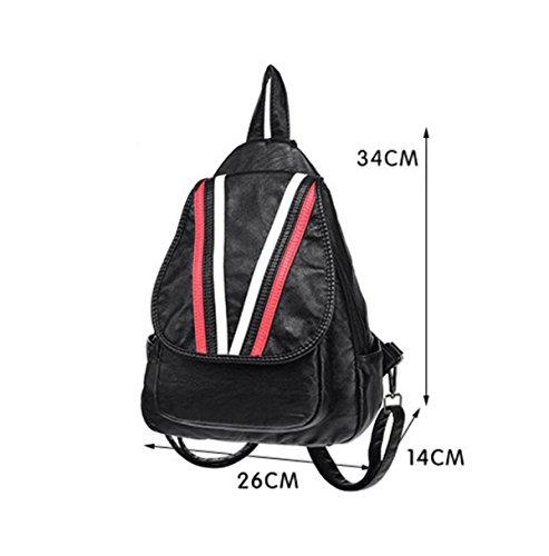 RAN Britische Wilde Art Und Weise Handtaschen Gewebte Umhängetasche Freizeit Reisetasche Brust
