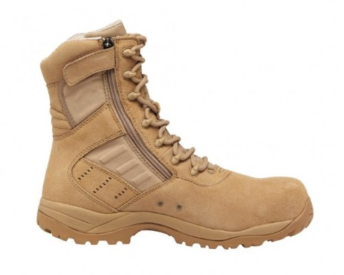 Belleville Tactical Research TR336zct Side-Zip Guardian Boot