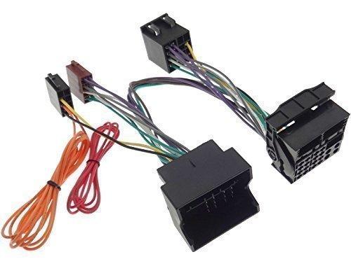 THB PARROT adaptador de Mercedes Audio20 BLUETOOTH Quad Lock cable ISO connettore FSE adaptershop 437
