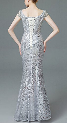 3e331385daa ... Women s Dress Mermaid Long Gold Edge Evening Beaded Sequined Meet  q5wUFxA ...
