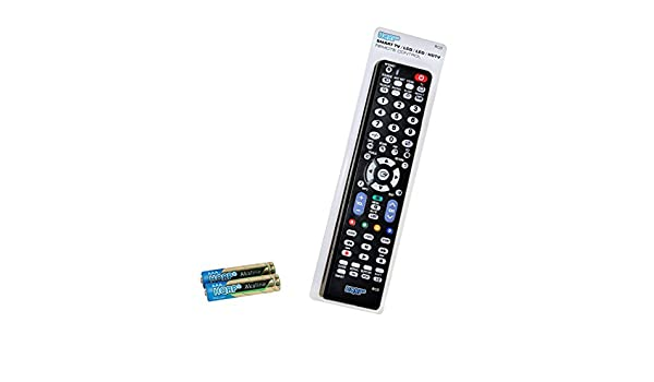 HQRP Mando a distancia universal para Samsung televisores ...