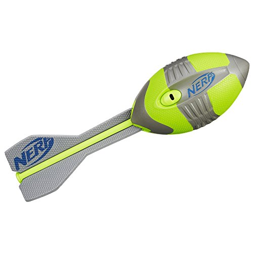 Nerf Sports Aero Howler Football, Green