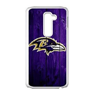 LG G2 Phone Case Sports NFL Baltimore Ravens Protective Cell Phone Cases Cover DFL604893