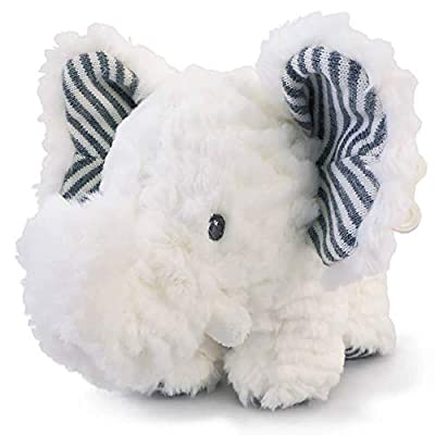 Mary Meyer Afrique Soft Toy with Wind Up Music, Elephant : Baby