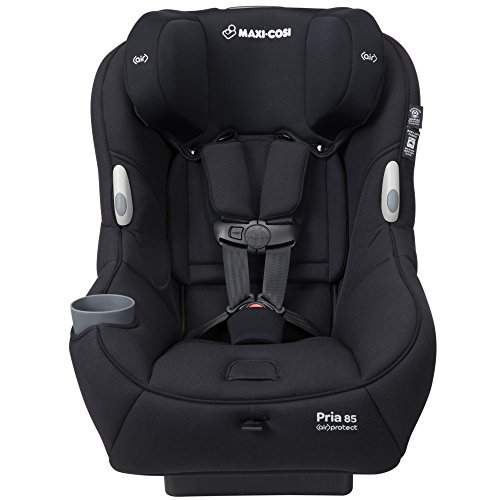 Maxi-Cosi Pria 85 Convertible Car Seat, Night Black, One Size