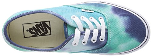 Authentic Verde Zapatillas Vans Navy U unisex Turquoise FwSqPU