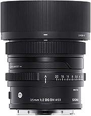SIGMA 35MM F/2 DG DN Contemporary Lens for Sony E-Mount (4347965)