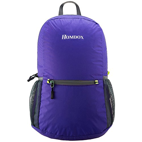 homdox-22l-ultra-lightweight-packable-travel-backpack-handy-foldable-hiking-daypack-durable-waterpro