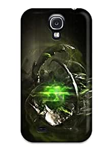 New Style Tpu S4 Protective Case Cover/ Galaxy Case - Awesome Abstracts