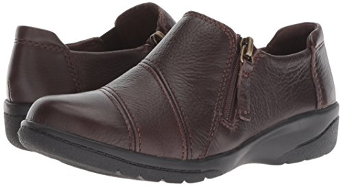 Pictures of CLARKS Women's Cheyn Clay Loafer 7.5 M US 4
